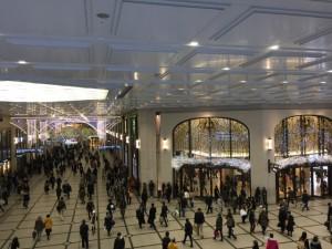 写真6阪急百貨店